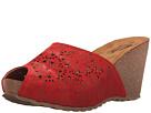 Spring Step - Bojana (Red)
