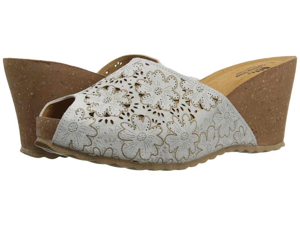 Spring Step Bojana Off White Womens Shoes