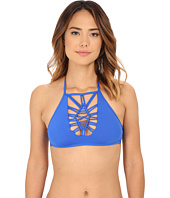 BECCA by Rebecca Virtue - Janis Macrame High Neck Top