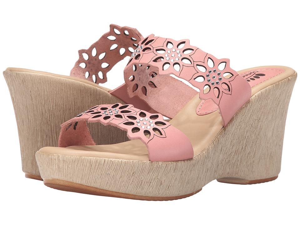 Spring Step - Finn (Pink) Women