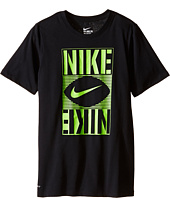 Nike Kids - Football Block Tee (Little Kids/Big Kids)