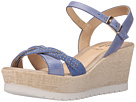 Spring Step - Uribia (Blue)