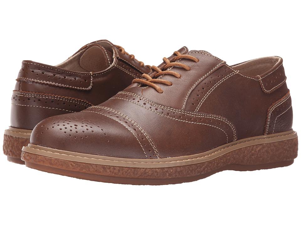 Spring Step Bryan Brown Mens Shoes