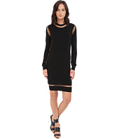 McQ - Multi Gauge Dress