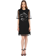 McQ - Volume Overlay Dress
