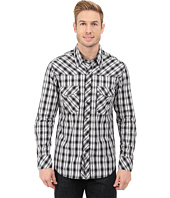 Rock and Roll Cowboy - Long Sleeve Snap B2S5416