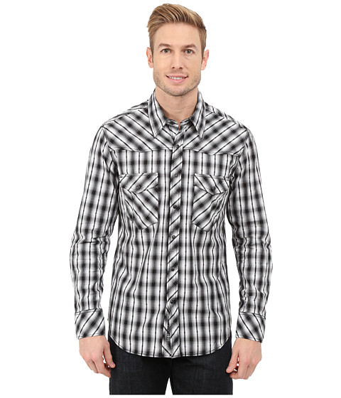 Rock and Roll Cowboy Long Sleeve Snap B2S5416