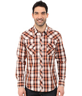 Rock and Roll Cowboy - Long Sleeve Snap B2S5433