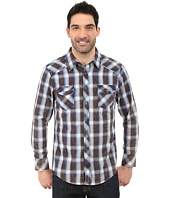 Rock and Roll Cowboy - Long Sleeve Snap B2S5413