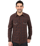 Rock and Roll Cowboy - Long Sleeve Snap B2S5434