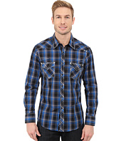Rock and Roll Cowboy - Long Sleeve Snap B2S5412
