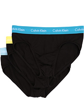 Calvin Klein Underwear - Cotton Stretch Hip Brief 3-Pack