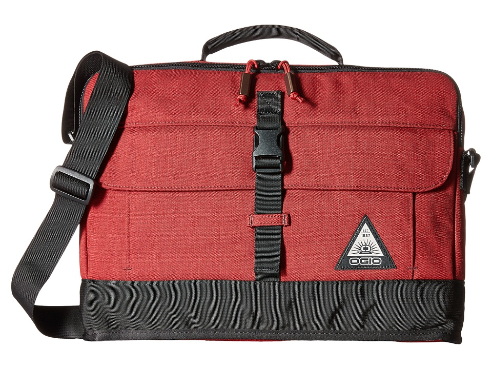 OGIO 15 Ruck Slim Case Red Computer Bags