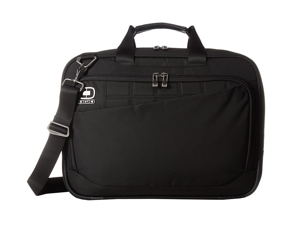 OGIO - Instinct Top Zip (Black) Top-Zip Handbags