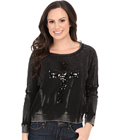 Rock and Roll Cowgirl - Long Sleeve Sweatshirt 48-5088