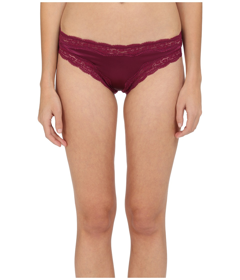 Stella McCartney Clara Whispering Bikini Brief Purple Potion Womens Underwear