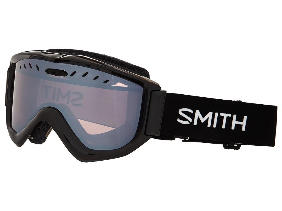 Smith Optics Knowledge OTG Black/Ignitor Mirror Snow Goggles