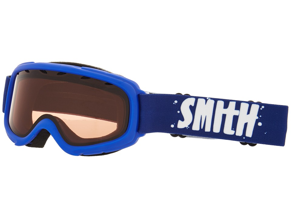 Smith Optics GamblerYouth Fit Cobalt/RC36 Snow Goggles