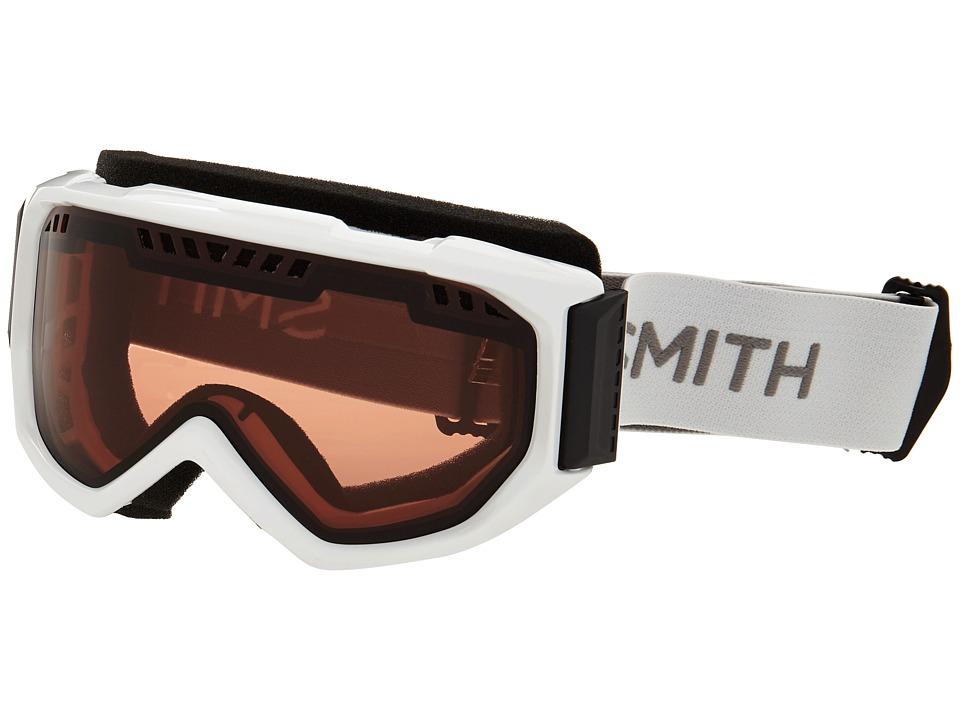 Smith Optics Scope (White/RC36) Snow Goggles