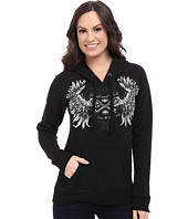 Rock and Roll Cowgirl - Long Sleeve Knit w/ Hooded 48H5035