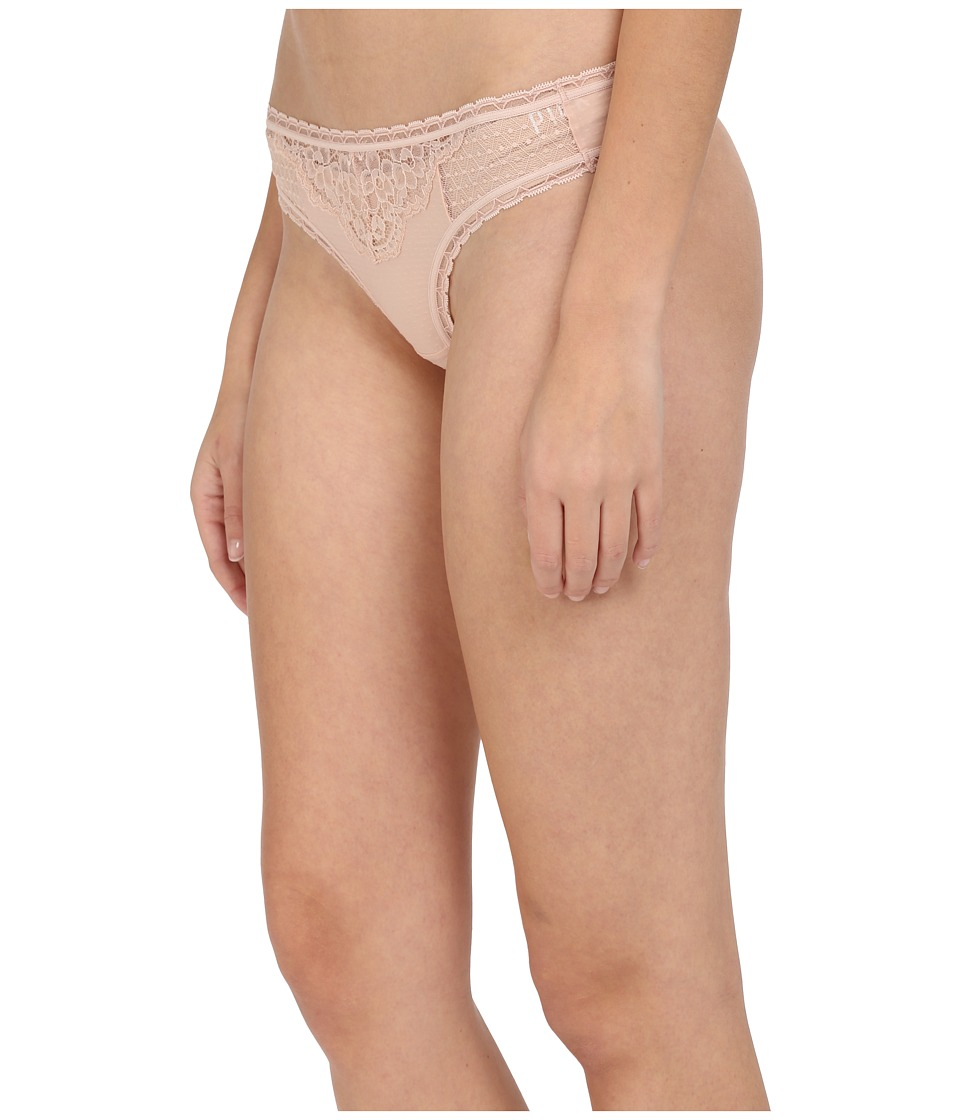 Stella McCartney Meg Alluring Thong Brief Ballet Pink Womens Underwear