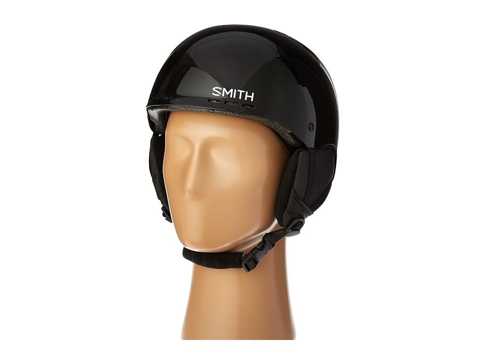 Smith Optics Holt Junior Black Helmet