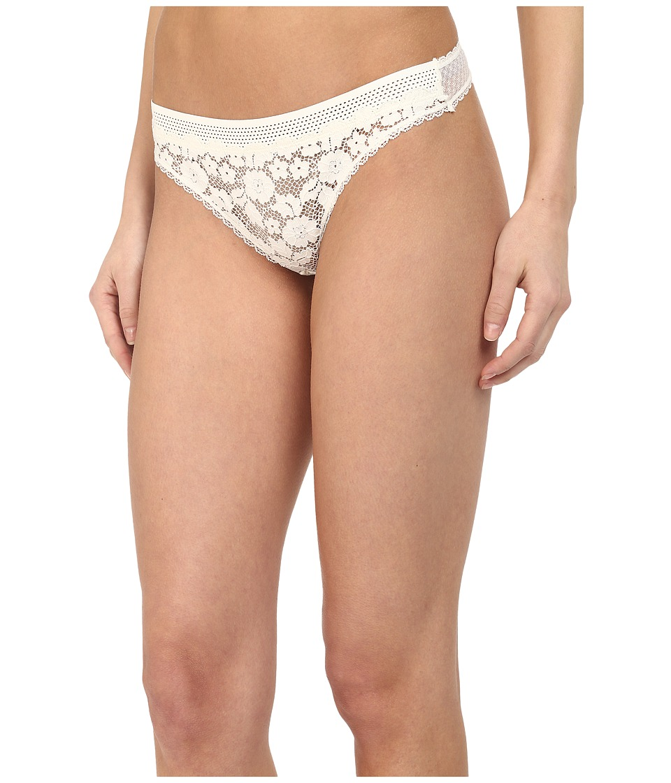 Stella McCartney Elsa Endearing Thong Brief Primrose Womens Underwear