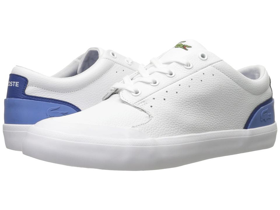 Lacoste 4HND.15 116 1 White/Blue Mens Shoes