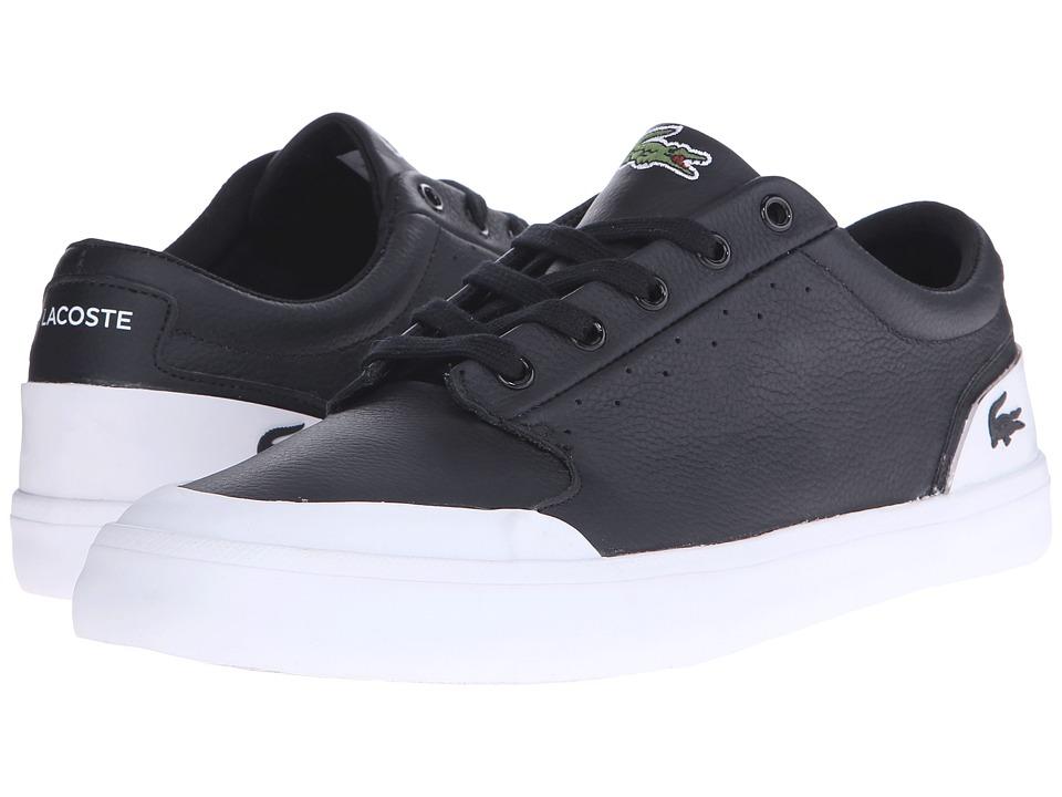 Lacoste 4HND.15 116 1 Black/White Mens Shoes