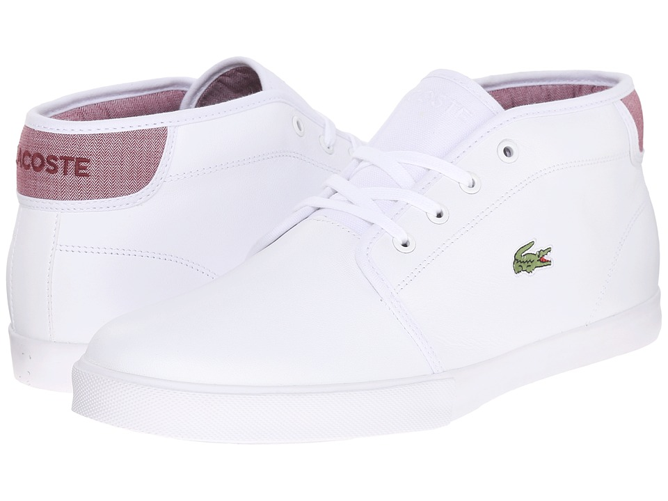 Lacoste AMPTHILL 116 2 White Mens Shoes