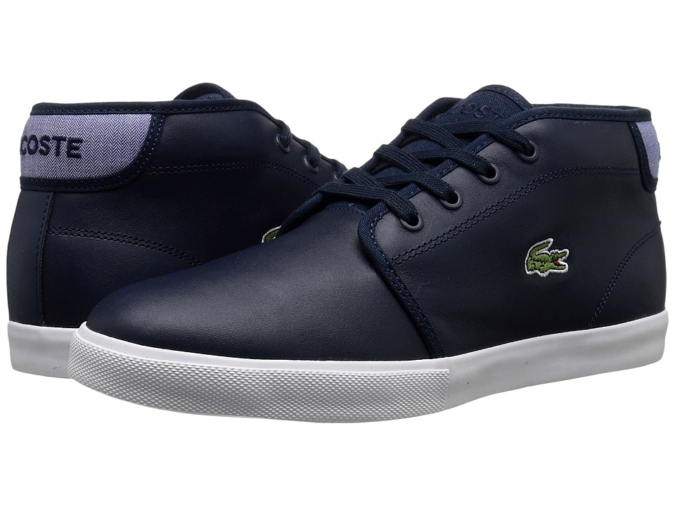 Lacoste AMPTHILL 116 2 Navy Mens Shoes