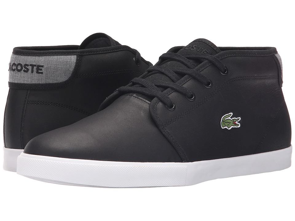 Lacoste AMPTHILL 116 2 Black Mens Shoes