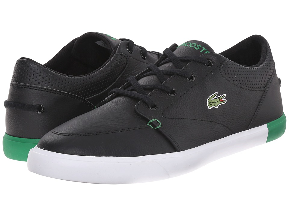 Lacoste Bayliss 116 1 Black/Green Mens Shoes