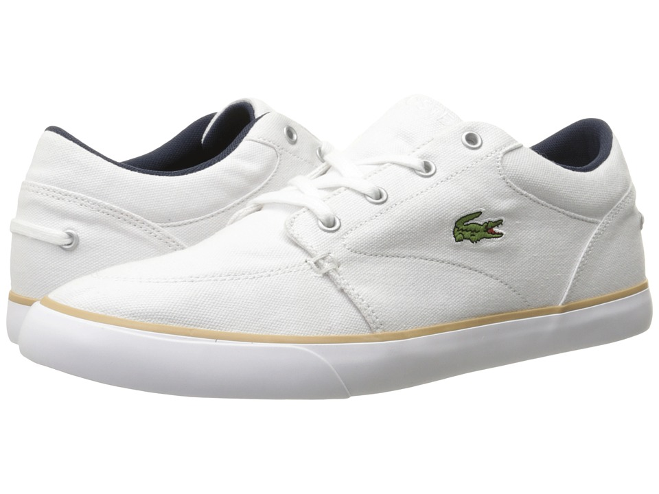 Lacoste Bayliss 116 2 White/White Mens Shoes