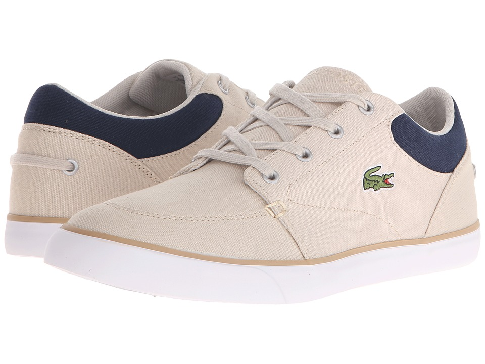 Lacoste Bayliss 116 2 Natural/Navy Mens Shoes
