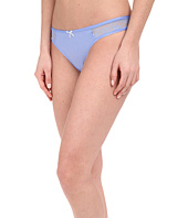 Betsey Johnson - Slinky Knit & Lace Thong J2950