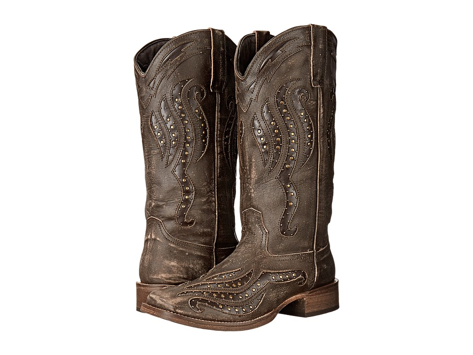Roper - Stacie (Brown) Cowboy Boots