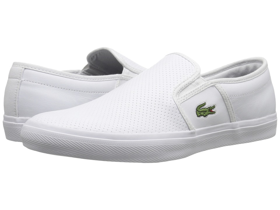 Lacoste - Gazon Sport 116 2 (White) Men