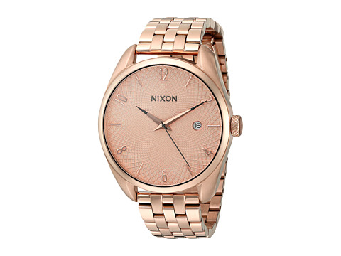 Nixon Bullet - All Rose Gold