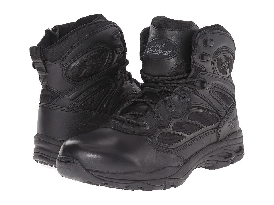 Thorogood 6 ASR Black Mens Work Boots
