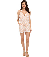 6 Shore Road by Pooja - Weekend Lace Romper Cover-Up