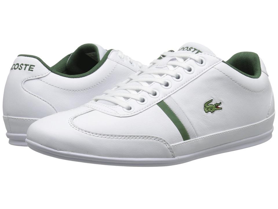 Lacoste - Misano Sport 116 1 (White) Men