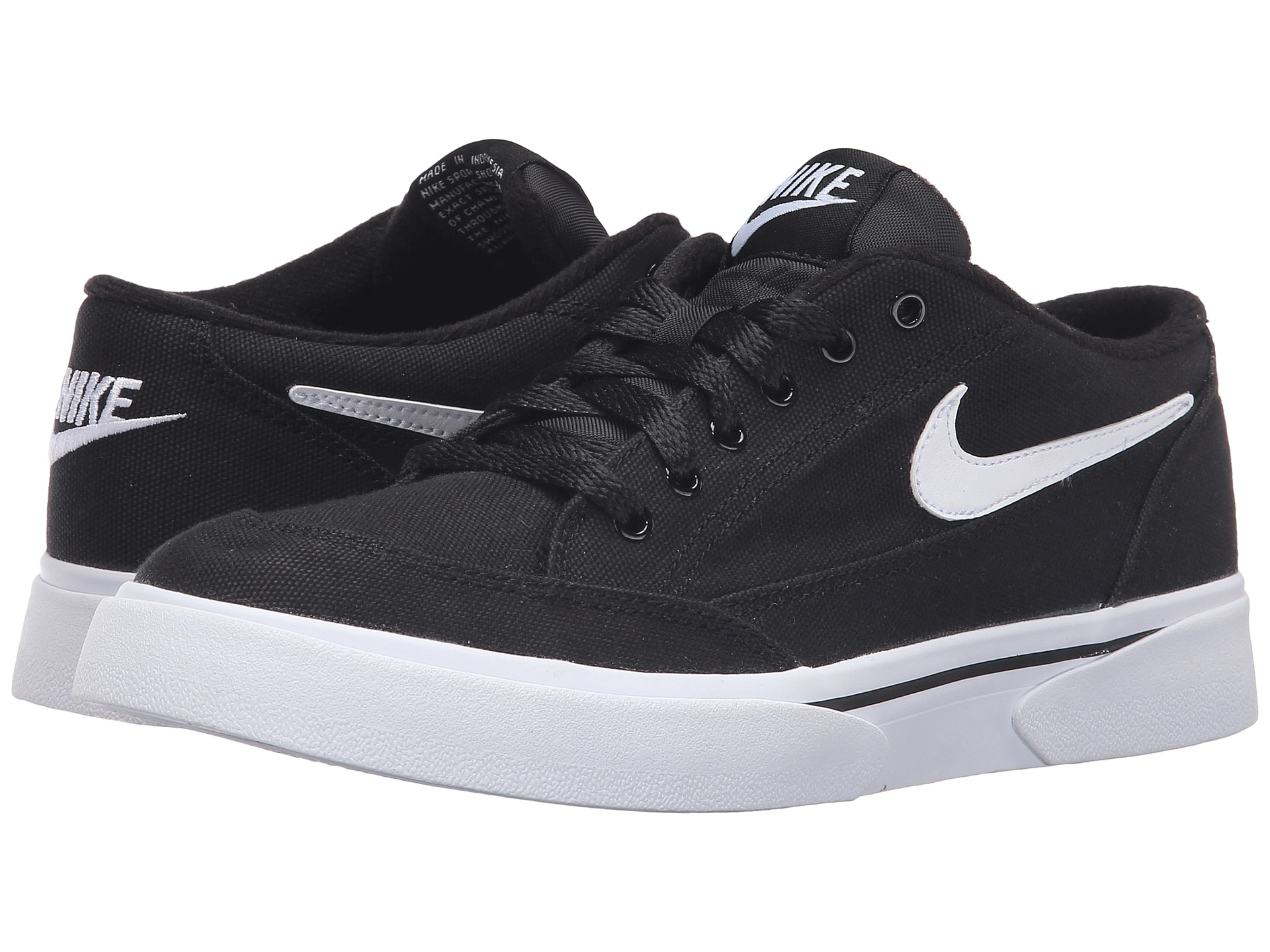 Mens Nike Gts Canvas Shoes
