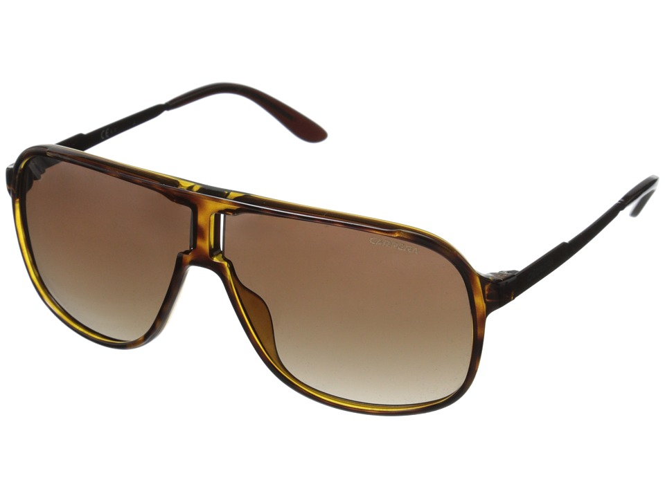Carrera New Safari/S (Havana Brown/Brown Gradient) Fashio...