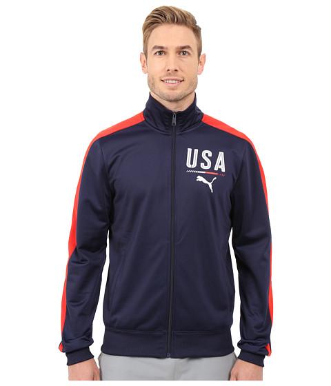 PUMA Olympic Fan T7 Jacket