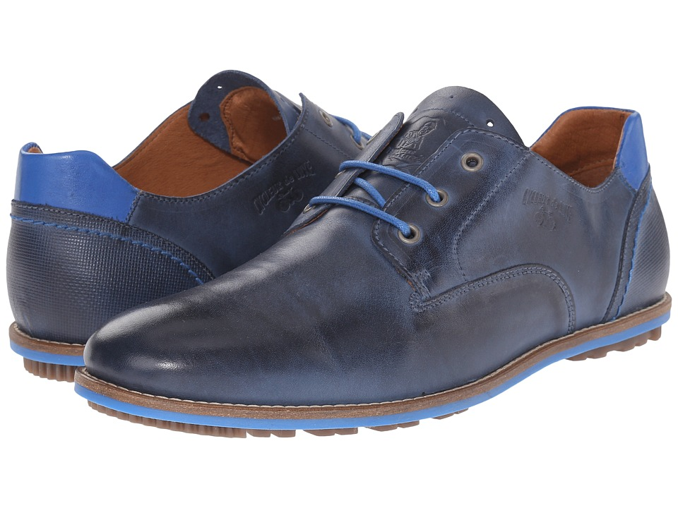 Cycleur de Luxe Allrounder Low Navy Mens Shoes
