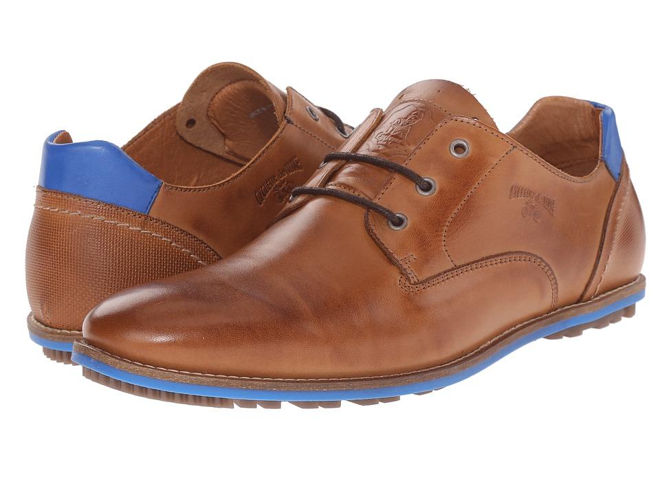 Cycleur de Luxe Allrounder Low Cognac Mens Shoes