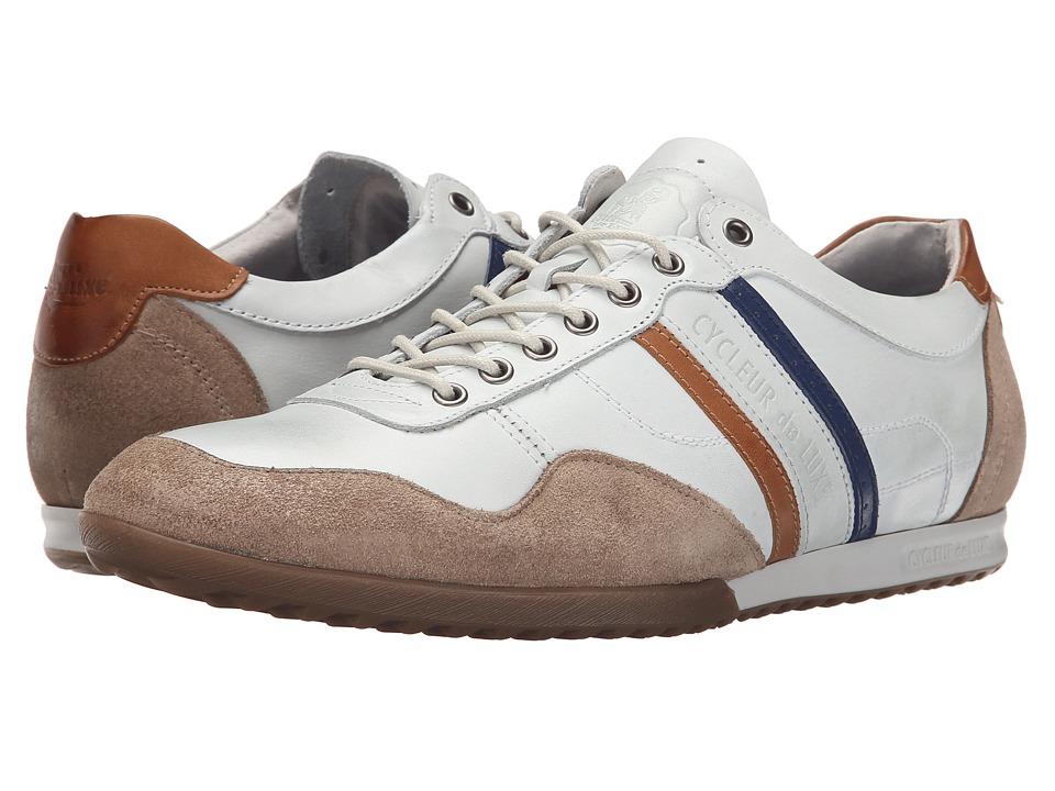 Cycleur de Luxe Crash Sand/Off White/Cogna/Navy Mens Shoes