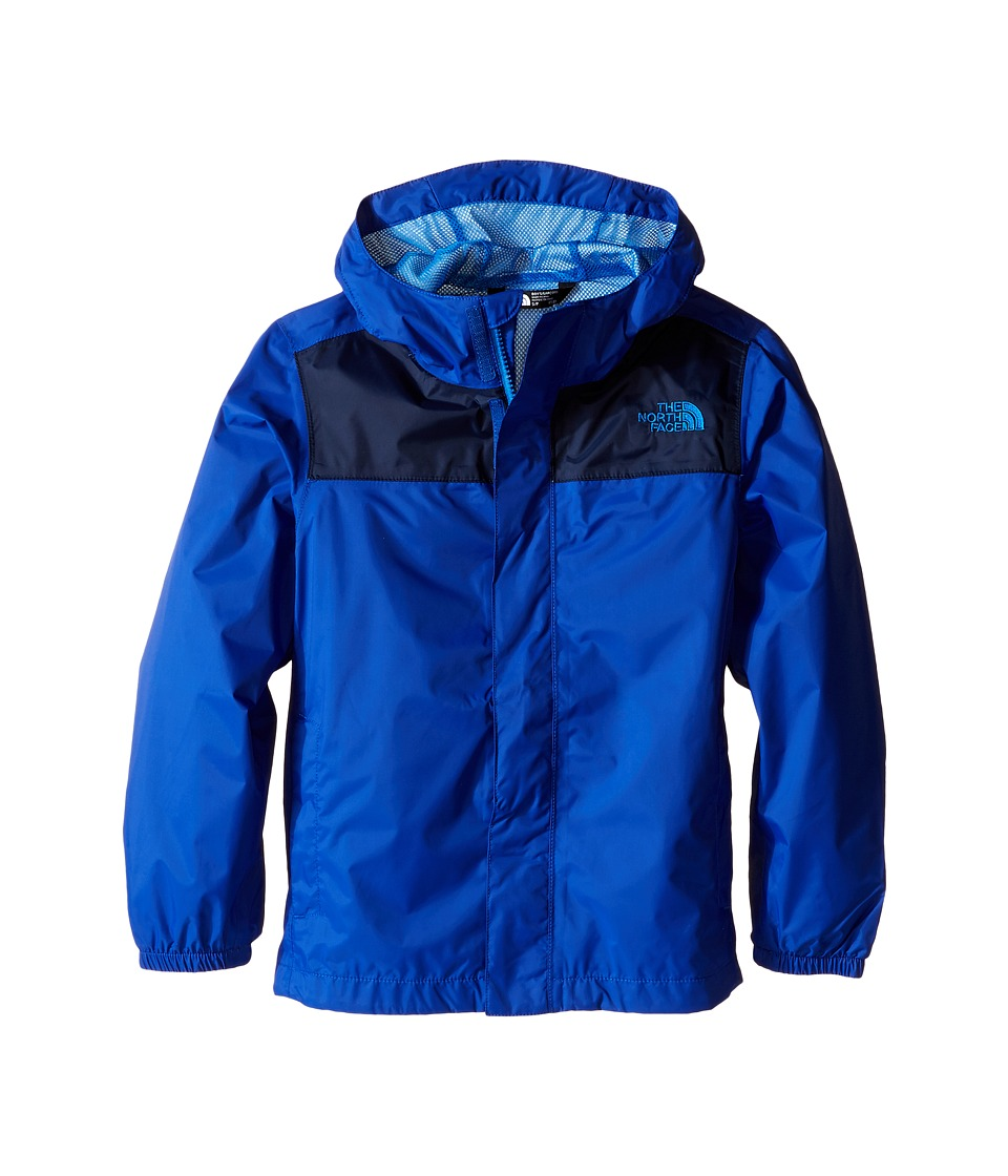 The North Face Kids - Zipline Rain Jacket (Little Kids/Big Kids) (Honor Blue/Cosmic Blue) Boy