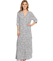 DKNY - Group Long Sleeve Shirtdress